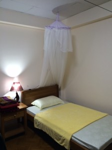 Room for Foreign Male Yogis